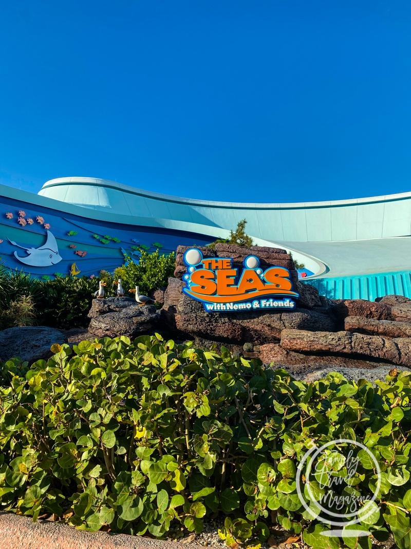 The Seas with Nemo