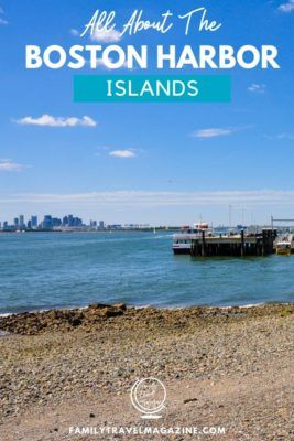 The Boston Harbor Islands in the city of Boston are one of the hidden gems of the city. These islands are a national and state park and offer beaches and lots of fun activities for families.