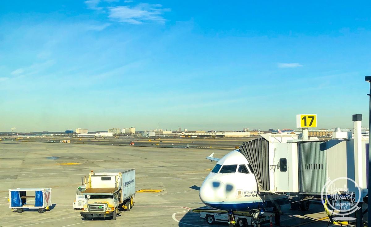 Airport exterior