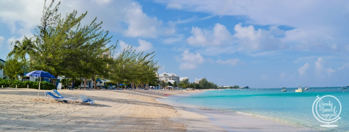 Beach at Grand Cayman