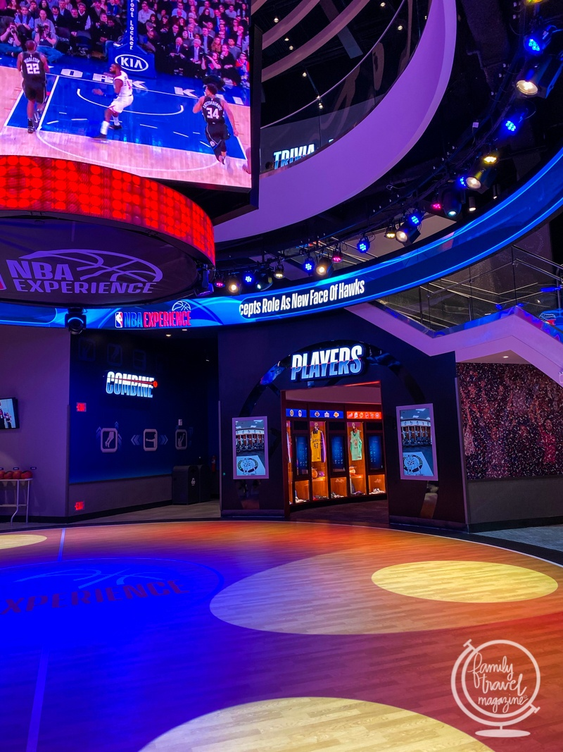 The NBA Experience at Disney Springs