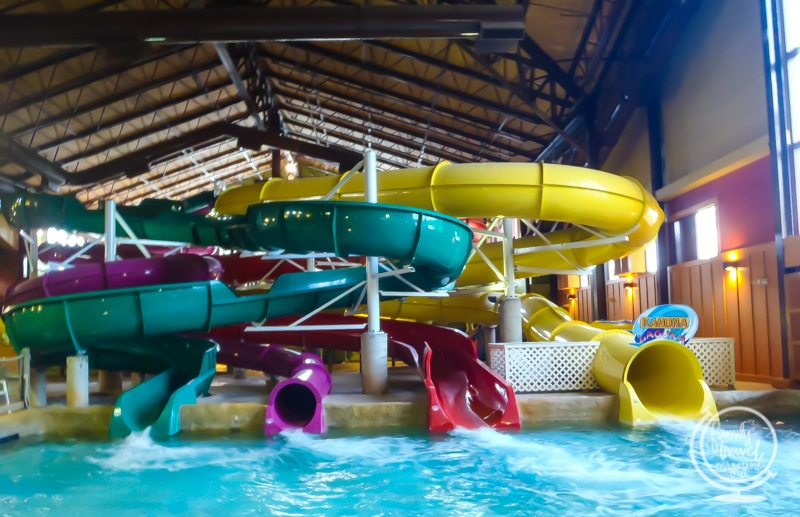 Kahuna Laguna Water Park at the Red Jacket Mountain View Resort