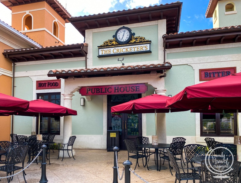 The Cricketer's Pub at Beaches Turks and Caicos