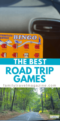 Traveling on a road trip? You'll need something to pass the time with your kids. Here are the best road trip games.