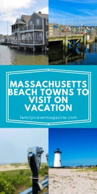 With a waterfront location, there are so many great Massachusetts Beach towns to visit with your family. Here are a few of our favorites, including locations on Cape Cod and Cape Ann.