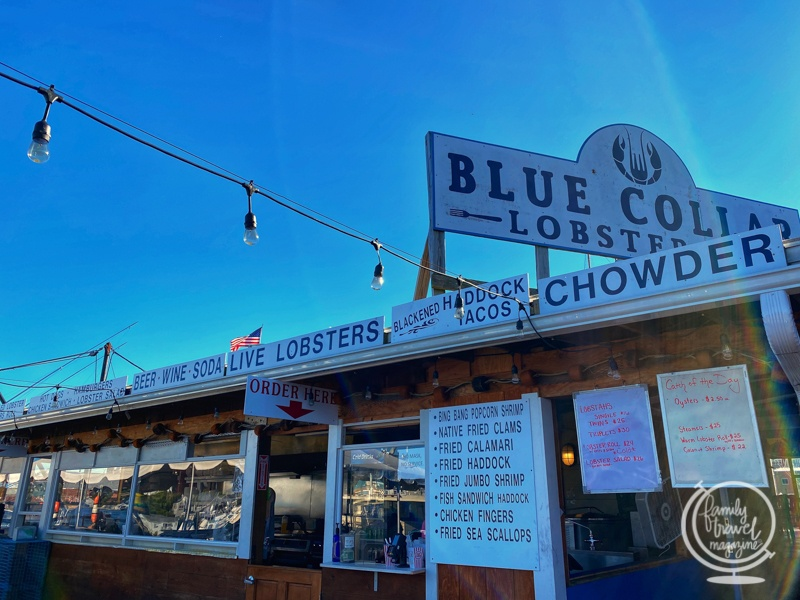 Blue Collar Lobster