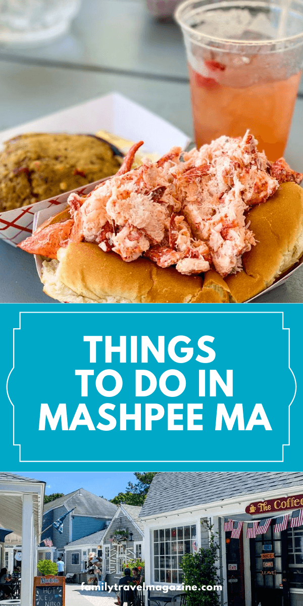 Things to do in Mashpee MA (on Cape Cod), including where to stay, what activities you'll find, and where to eat.