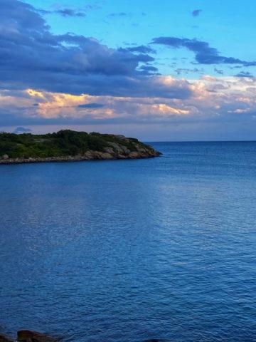 Salt Island Sunset