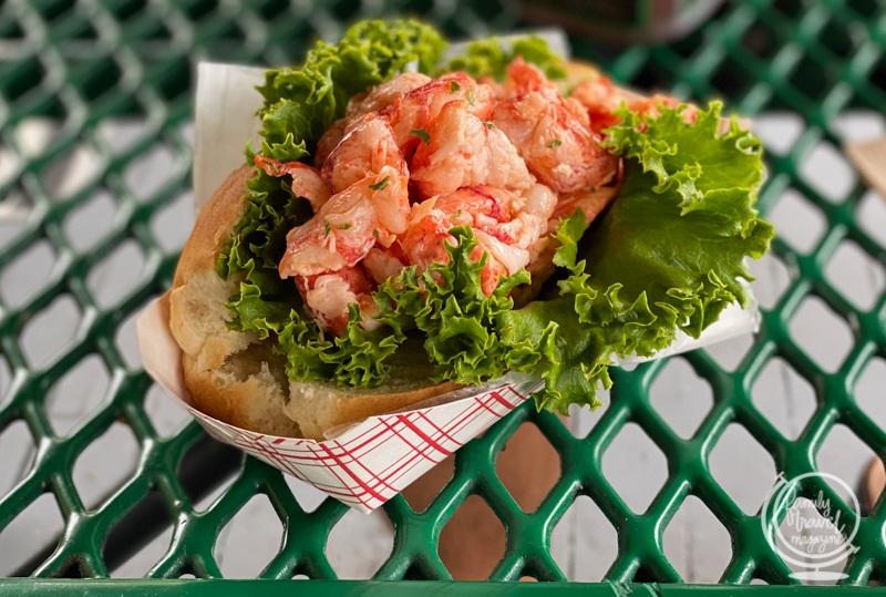 Cobies Lobster Roll