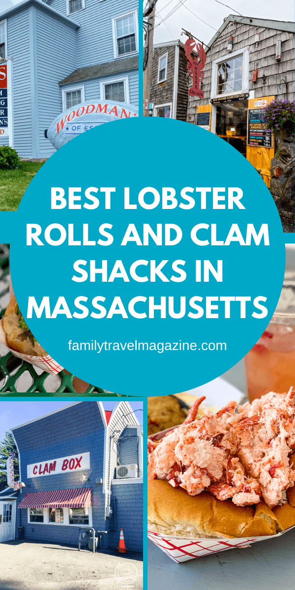 Massachusetts, along with the rest of New England, is home to so many delicious clam shacks and lobster restaurants. Read about the best clam shacks in Massachusetts, along with great places to get the best lobster rolls in the state.