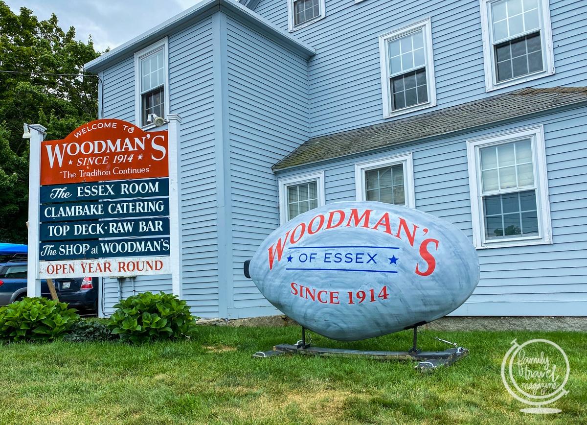 Woodman's of Essex in Massachusetts