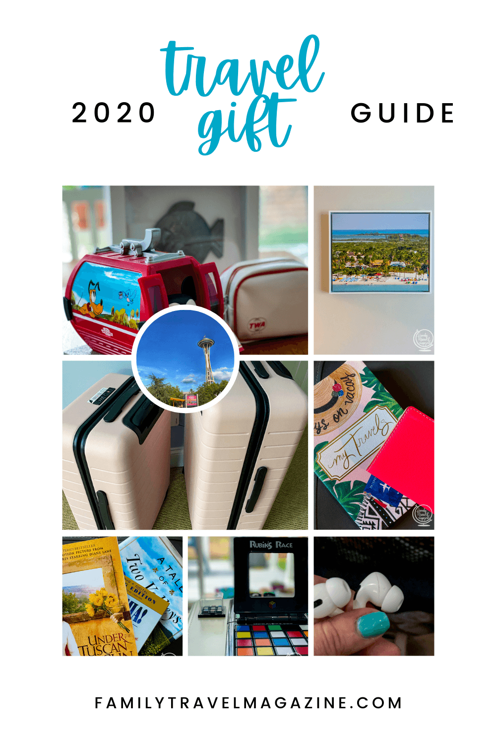 The best unique travel gifts to give this year, including gifts for women and gifts for men, for any gift budget.