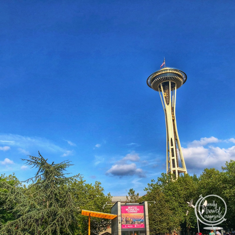 Seattle Space Needle - travel gift options