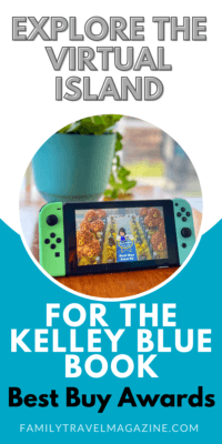 Kelley Blue Book®, in celebration of the announcement of their 2021 Best Buy Awards, created their own Animal Crossing Island. KKB.com HQ is available for guests to visit from December 8-17th, 2020. It's a fun experience, and you can even help American Rivers with a donation.