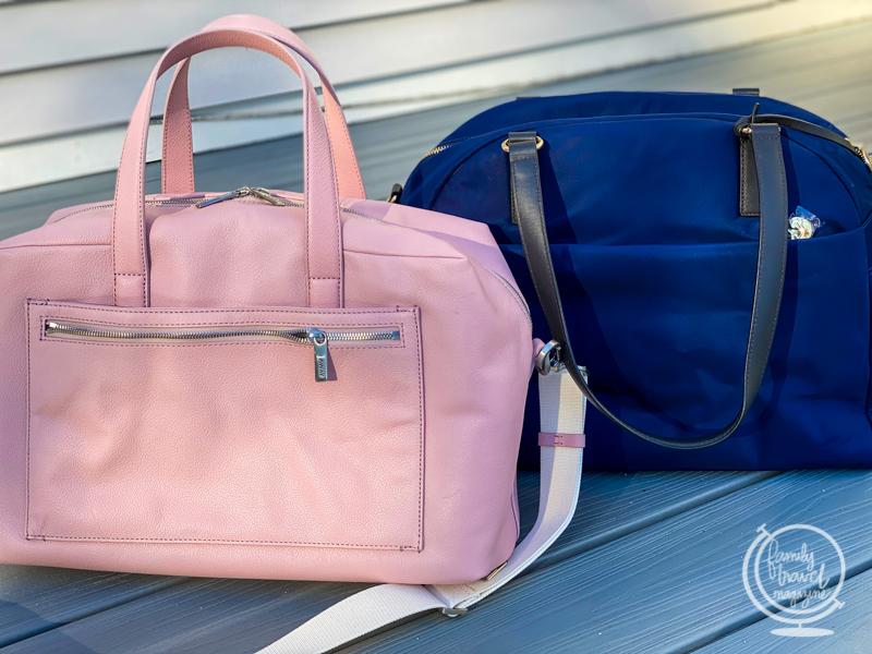 Away Everywhere bag and Lo & Co OG