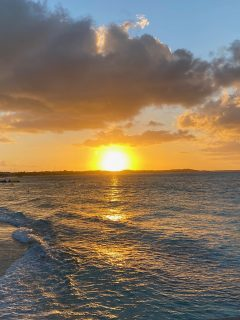 Sunset at Beaches Turks and Caicos