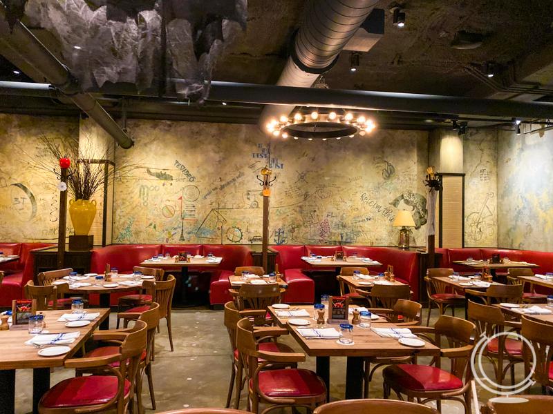 Enzo's Hideaway Restaurant