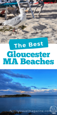 Cape Ann is home to the fishing town of Gloucester MA, which offers several wonderful beaches that are great for families. Here are the best beaches in Gloucester, MA.