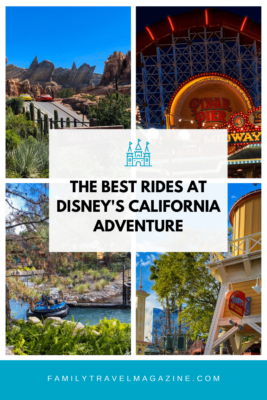 Disney's California Adventure offers thrilling and fun rides for the whole family, including some brand new rides and unique lands. Here are the best Disney California Adventure rides.