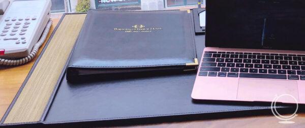 Computer on Work Desk
