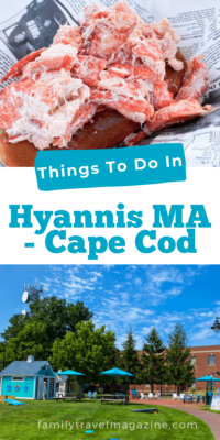 When visiting the mid-Cape, be sure to stop in Hyannis. Here are our favorite things to do in Hyannis MA on Cape Cod including restaurants, artist shanties, Main Street, and harbor cruises.