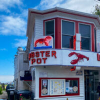 the Lobster Pot in Provincetown