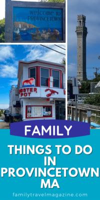 Visiting Cape Cod? Take a day trip to Provincetown, MA where you can shop downtown, go on a sand dune tour, and learn about history. Here are some of the best family things to do in Provincetown MA.