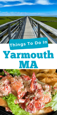 Here are the best things to do in Yarmouth MA with kids for your next Cape Cod vacation including outdoor activities, budget-friendly activities, and more.
