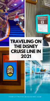 Sailing certainly looks different than it used to, but it can still be fun. Here's what it's like traveling on the Disney Cruise Line in 2021.